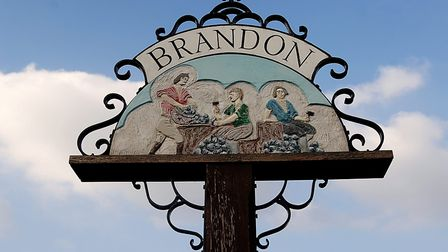 The community in Brandon have said they do not want to see car parking charges in the town. Pictured