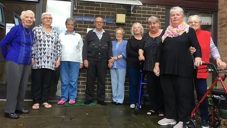 Residents at a retirement home, Lord Walsingham Court in Thetford, have been left without a vital No
