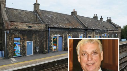 Andy Erlam has submitted a plan to Greater Anglia. Picture: Andy Erlam/Archant