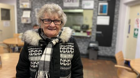 Beryl Ball, 82, has lived on the Abbey estate for 43 years. Photo: Emily Thomson