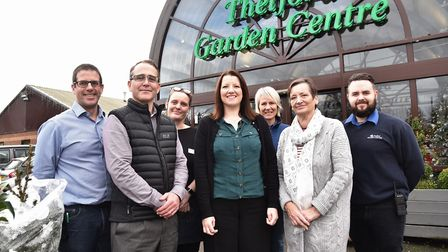 The family behind Thetford Garden CentreByline: Sonya DuncanCopyright: Archant 2019