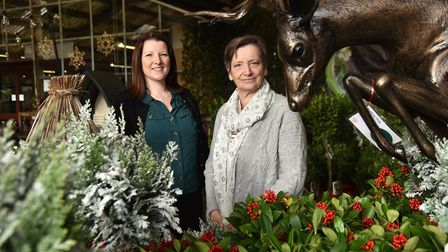 The family behind Thetford Garden CentreJean Nixon and her daughter Lucy HinkleyByline: Sonya Duncan