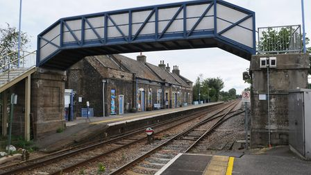 Andy Erlam had offered to buy Brandon train station. Picture: Archant