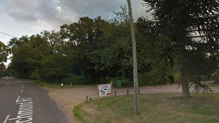 Plans for three self-build homes in Saham Toney revealed. Photo: Google Images