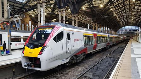 Councillor Terry Jermy has said investment is being wasted. Pictured a new Greater Anglia train. Pic