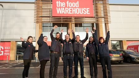 Iceland Food Warehouse is offering an hour window for the vulnerable to do their shopping. Picture:
