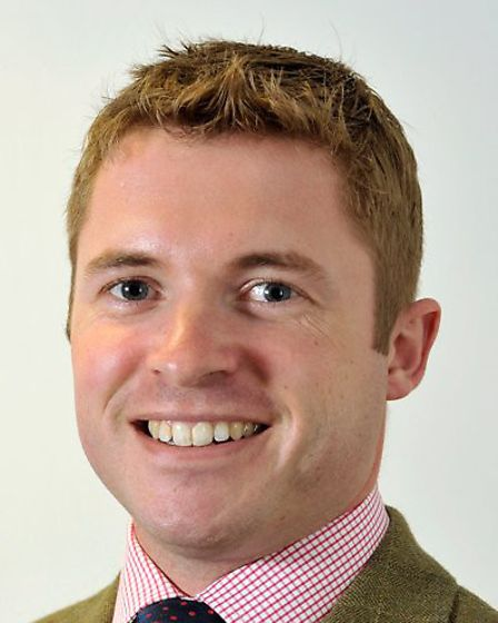 Breckland district councillor Sam Chapman-Allen is taking part in the council's programme of events