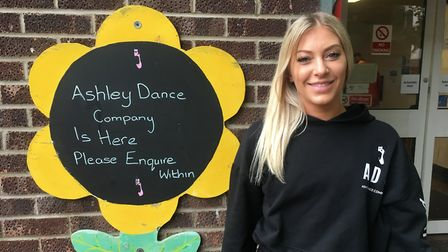 The Ashley Dance Company, school of dance in Thetford, classes held at the Abbey Neighbourhood Centr