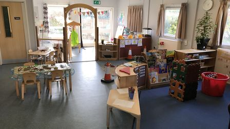 Jelly Tots Nursery has expanded and moved into the former Sure Start children's centre in Kingsway.