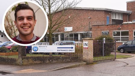 Danny Whitehouse is the Charles Burrell Centre's new chief executive and is in talks with Breckland