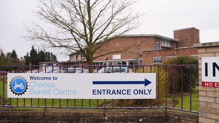 The Charles Burrell Centre in Thetford. Picture: Ian Burt