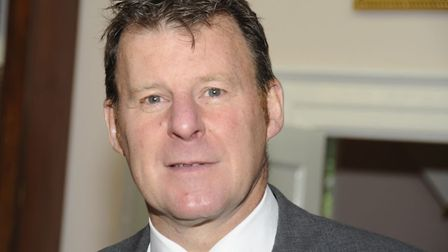Thetford Town Councillor Mark Taylor. Photo: Thetford Town Council