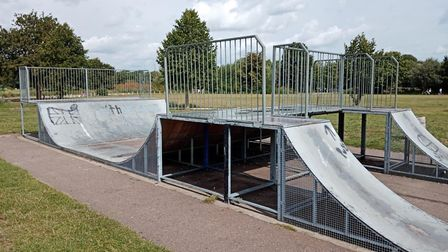 The skate park at Brandon's Remembrance Playing Field is set for a major revamp as part of the Brand