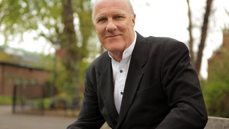 Richard Digance who is performing at the Sheringham Little Theatre.
