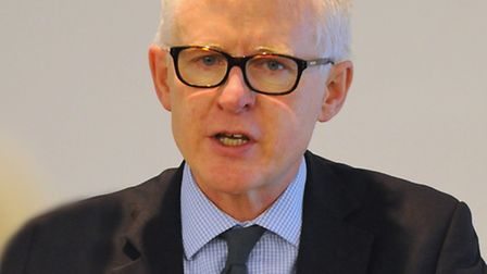 Norman Lamb, MP for North Norfolk. Picture: Denise Bradley
