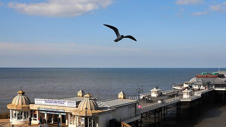 Library picture of Cromer Pier, the town where the NNDC offices are based. PHOTO: ANTONY KELLY