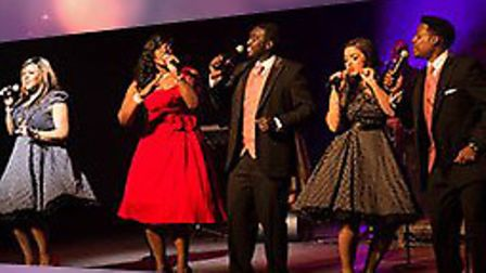The Unforgettables show will be held at Cromer Pier Pavilion Theatre.