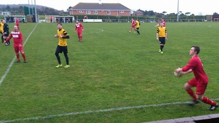 Sheringham suffered a narrow defeat to Waveney for the second time this season.