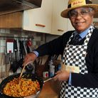 Don Lear - the Bhaji Man.Photo: Andy DarnellCopy: Stacia BriggsFor: Business/FeaturesArchant © 2010