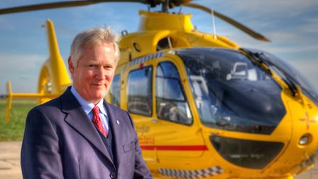 Sir William Cubitt, who lives near North Walsham, has been appointed chairman of the East Anglian Ai