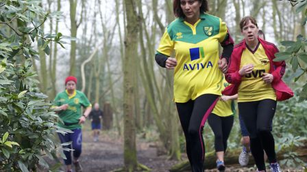 For one week only Sheringham parkrun will be run in memory of David Acott, a young park-runner, who