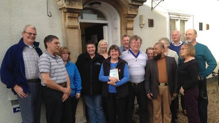 Pauline Vincent is stepping down from her role at North Walsham Community centre.