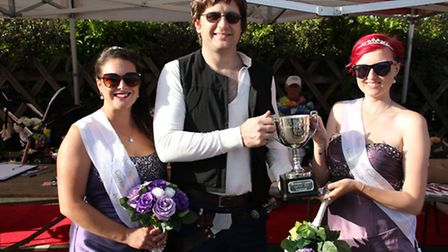 A selection of photographs from the Sheringham Carnival Parade. For the official photographs, pick u
