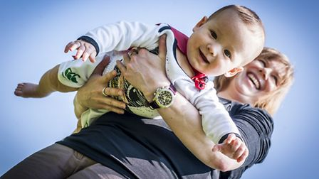 The most popular baby names for 2016 have been revealed. Picture: Matthew Usher.