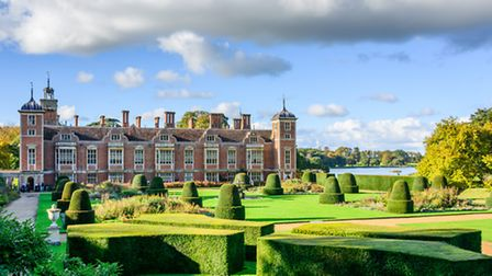 A visit to Blickling Hall & Gardens on a lovely Autumn Sunday afternoon. Picture by Alex Lyons