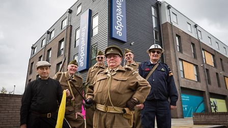 Travelodge has opened a new hotel in Thetford. Picture: BEN PHILLIPS