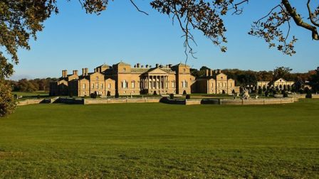 Holkham Hall. Photo by Melanie Wellard