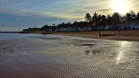 Wells-next-the-sea on a winters morning. Picture: Andy Walker