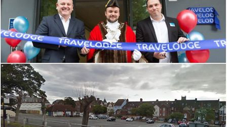 A Travelodge could be built on the site of Cadogan Road car park in Cromer. Picture: Ben Phillips/Go