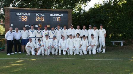 These are exciting times for Bradfield CC. Picture: SUBMITTED