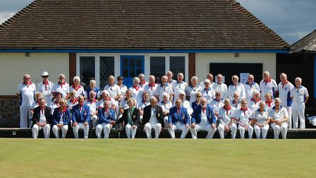 Bowlers at Cromer Marrams are getting ready for a new season. Picture: SUBMITTED