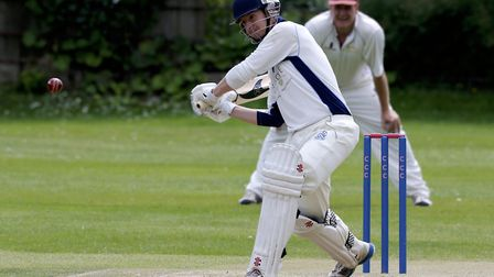 Matthew Warnes steered Cromer to victory in their opening league game. Picture: Archant