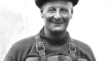 Coxswain Henry Blogg was a local man who became a national hero. Picture: Archant