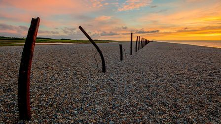 Salthouse beach taken during the NNOS photowalk hosted by local photographer Karen Wortley. Photo: B