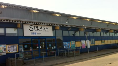 Splash Leisure and Fitness Centre in Sheringham.
