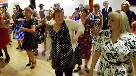 Last year's Tyneside Club dance party, which raised £1,000 for Save the Children. Picture: Supplied