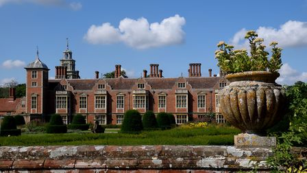 One of our best loved and most photographed stately houses from different angles. Taken on Friday t