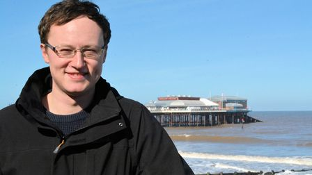 Former Cromer mayor Tim Adams. Picture: ANDREAS YIASIMI.