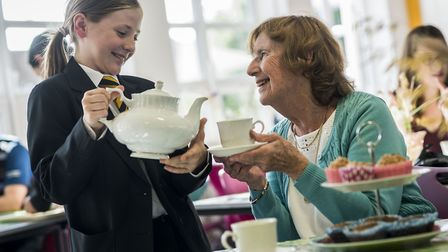 MacMillan World's Biggest Coffee Mornings will be running this weekend at venues all over north Norf