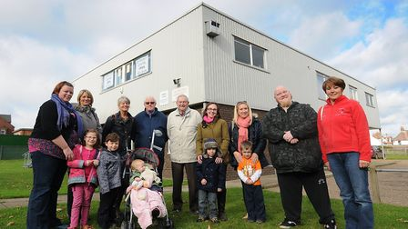 Reunion of the former members of the Teen and Twenty Youth Club which was based at Sheringham Commun