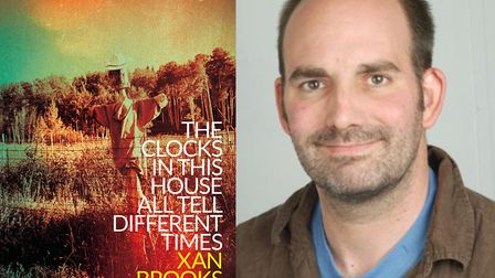 Xan Brooks' debut novel, The Clocks in This House All Tell Different Times, is published by Salt in