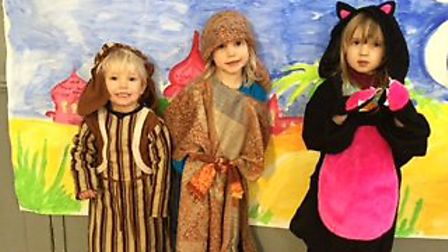Worstead nativity play. Pictures: Karla Jermy