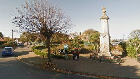 A crew was called to a chimney fire in St Nicholas Place, Sheringham. Picture: Google StreetView