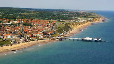 Enjoy Cromer More aims to celebrate everything wonderful about the 'Gem of the north Norfolk coast'.