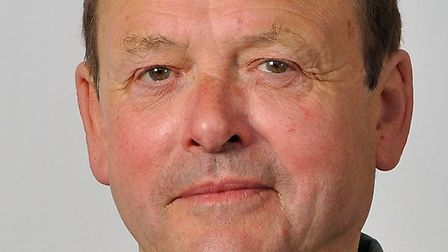 District councillor Richard Shepherd