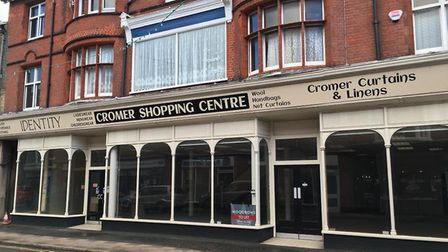 The Cromer Shopping Cente as it currently looks. Picture: Stuart Anderson